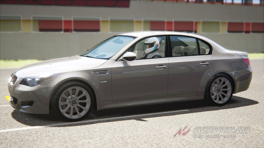 bmw m5 e60 assetto corsa club. Black Bedroom Furniture Sets. Home Design Ideas