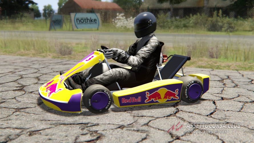 Go Kart - Assetto Corsa Club