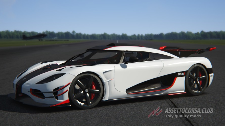 Koenigsegg One 1 Assettoaddons Club