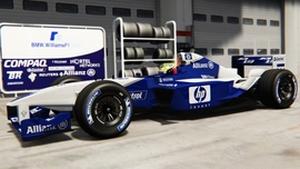 Williams - BMW FW24