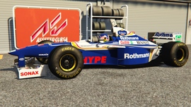 Williams FW19 1997 VRC