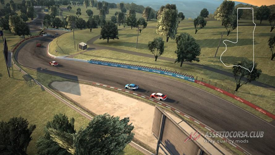 Bathurst - Mount Panorama Circuit - Assetto Corsa Club