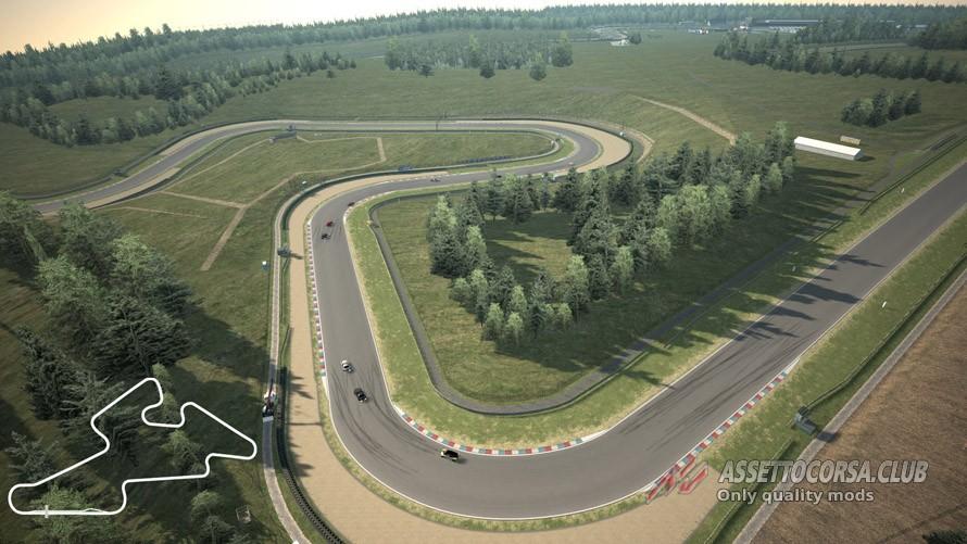 U0422 U0440 U0430 U0441 U0441 U0430 Brno Circuit Gp  U0434 U043b U044f Assetto Corsa