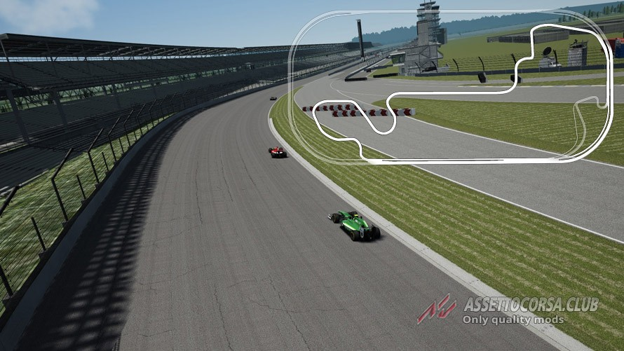 Indianapolis Motor Speedway - Assetto Corsa Club