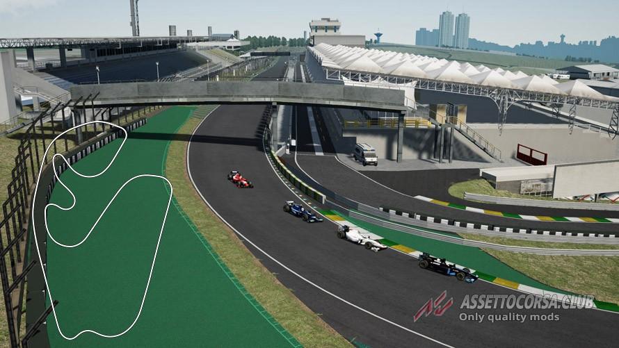 Interlagos - Assetto Corsa Club