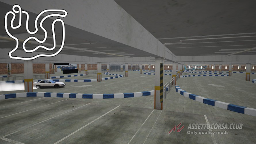 Karting Track Pack - Assetto Corsa Club