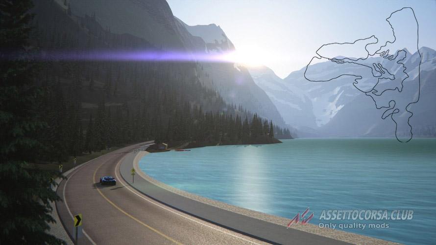 Lake Louise - Assetto Corsa Club