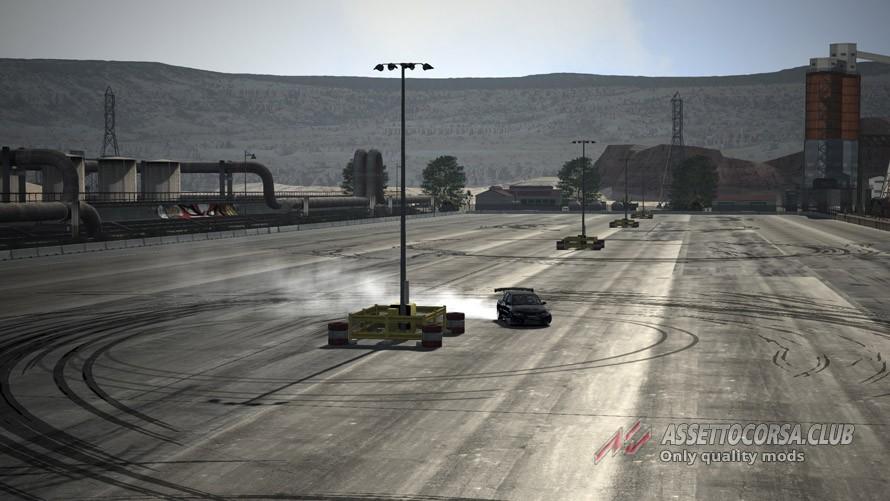 Nevada Drift - Assetto Corsa Club